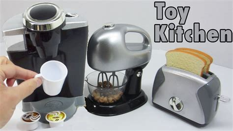 Toy Kitchen Playset for Children   Kids Gourmet Kitchen