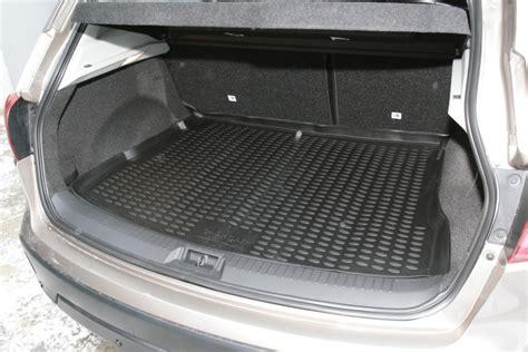 tapis de coffre caoutchouc premium dacia duster 4x2