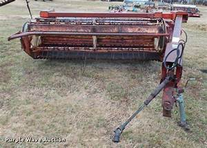 Hesston 1190 Mower Conditioner For Sale