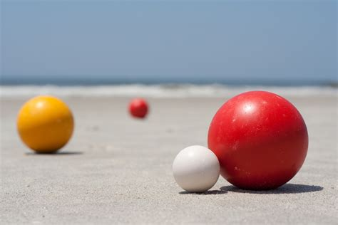 Bocce Ball Instructions: How to Play Bocce Ball