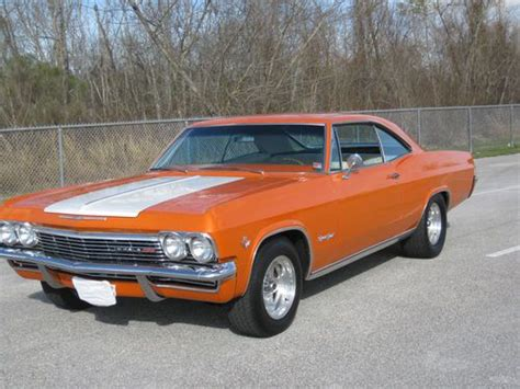 Sell Used 65' Chevrolet Impala Ss (excellent Condition) In