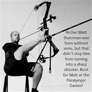 Archery on Pint... Stutzman Quotes