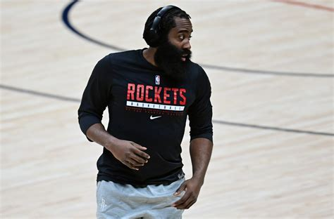 Rockets Legend's Two-Word Reaction to James Harden's ...
