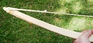 Fabriquer Un String : fabriquer un arc en bois tutoriel et quelques photos ~ Zukunftsfamilie.com Idées de Décoration