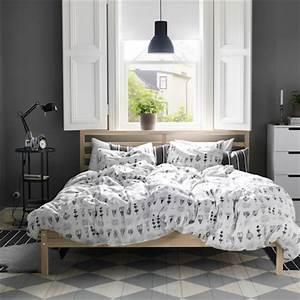 Ikea Housse De Couette : parure de lit mon top 15 pour une chambre cocon minty ~ Preciouscoupons.com Idées de Décoration
