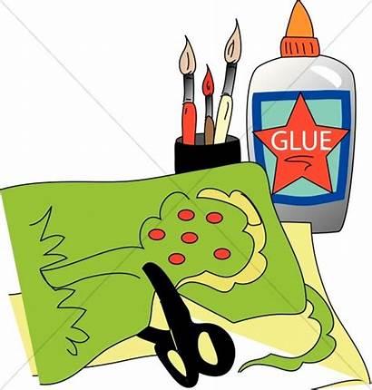 Clip Clipart Craft Crafts Arts Christmas Sunday