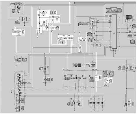 skema diagram kelistrikan yamaha vixion apritos dot