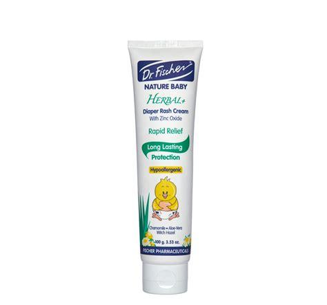 Nature Baby Diaper Rash Herbal Cream Dr Fischer