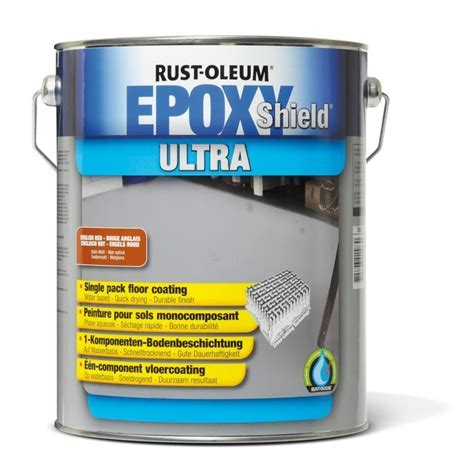 Rust Oleum 5200 Epoxyshield Ultra Floor Paint   Andrews