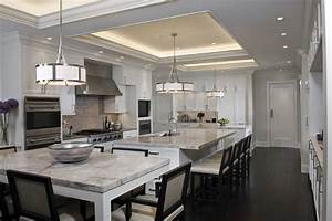 A Classic Kitchen - Contemporary - Kitchen - chicago - by