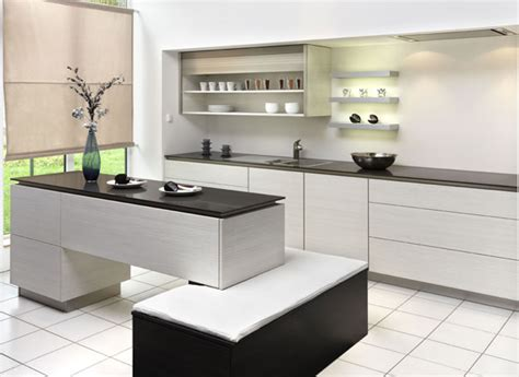 and white kitchens ideas modern black and white kitchen designs from