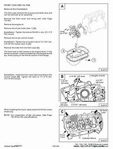 Bobcat 741 742 743 743ds Skid Steer Loader Service Manual