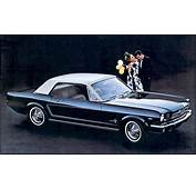1964 1/2 Mustang History  Ford Timeline