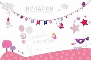 Invitation Anniversaire Fille 9 Ans : carte invitation anniversaire 10 ans invitation ~ Melissatoandfro.com Idées de Décoration