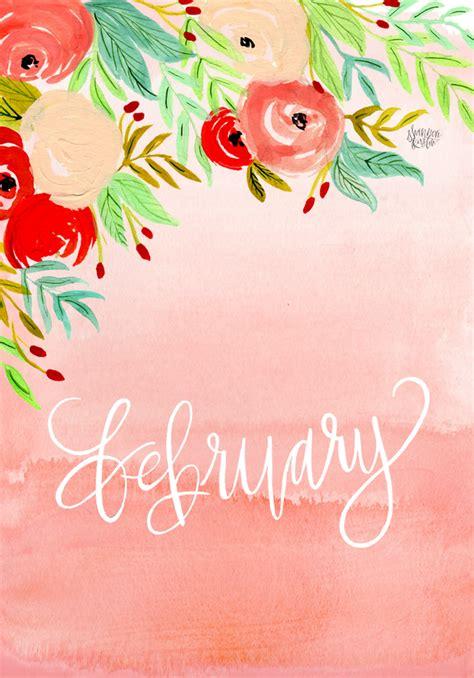 HELLO FEBRUARY : A DESKTOP DOWNLOAD   February wallpaper ...