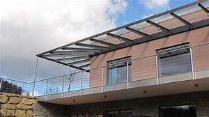 Terrassen berdachungen aus metall und glas for Terrassenüberdachung freitragend