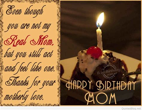 mother birthday wishes  images
