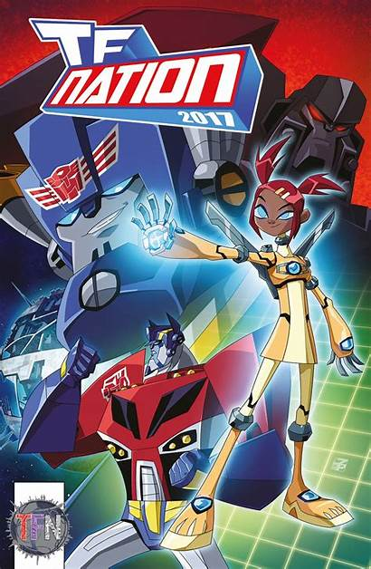 Error Trial Transformers Animated Comic Novel Animation