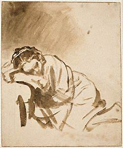 Drawings by Rembrandt and His Pupils (Getty Center ...