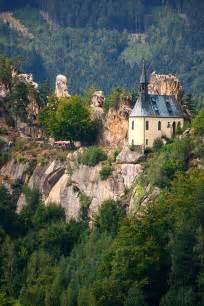 Czech Republic Mountain Village