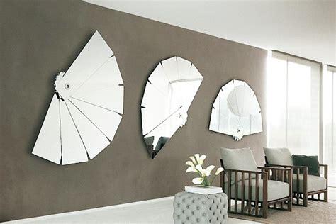 mirrors for decorating walls le miroir mural apporte un style de décoration incomparable