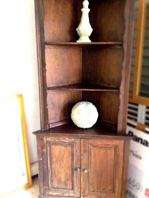 esquinero en madera rustico madera muebles muebles de