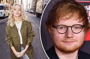 Ed Sheeran Reveals He Won39t Ink For Cherry Seaborn But Is