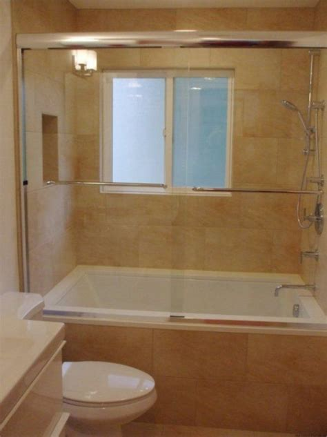 Soaking Tub With Shower by European Soaking Tub Shower Combination Bath In 2019