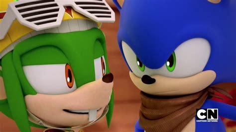 Sonic Boom Episode 1 Cartoon Network Em Portugues
