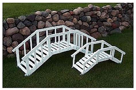pdf decorative garden bridge plans free
