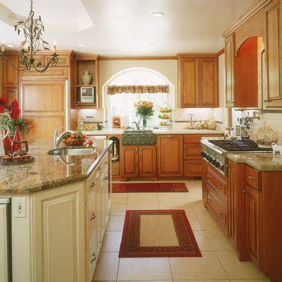 kitchen design ideas with golden oak cabinets 242 river