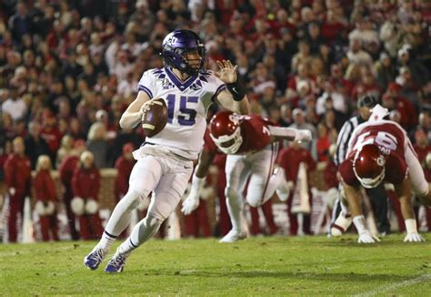 46+ Ou And Tcu Game  Images