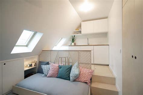 ik chambre ado stoer mini studio appartement 15m2 inrichting huis com