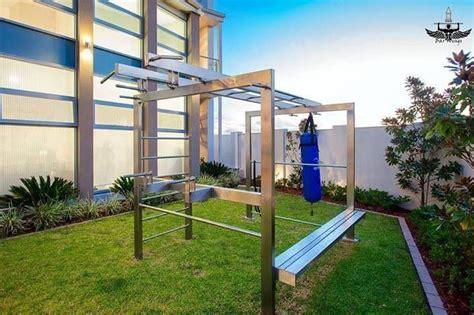 Plans For A Backyard Gym