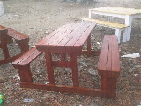 wooden benches northern pretoria gumtree classifieds