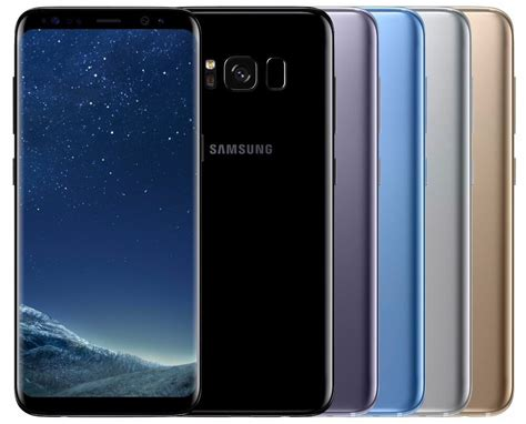 samsung galaxy s8 sm g950fd dual sim factory unlocked black gold gray blue ebay