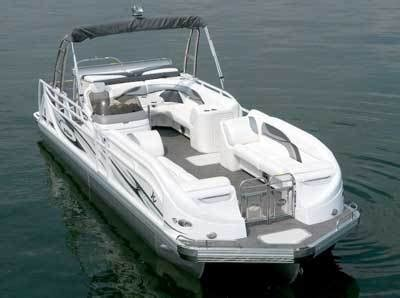Tritoon Boats For Sale Missouri by Research 2012 Jc Pontoon Boats Tritoon 266 Io On