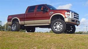Tricked Out 2008 Ford F 250 King Ranch Crew Cab For Sale