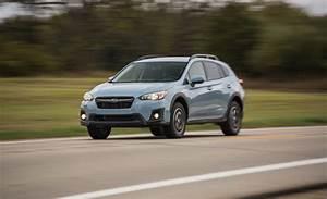 2018 Subaru Crosstrek Manual Test