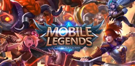 Mobile Legends Is The First Confirmed Esports Title For