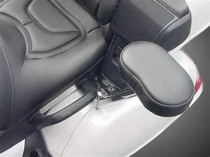 Goldwing Gl1800 Passenger Armrests