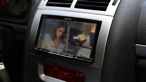 peugeot  din multimedia sound system installaition www