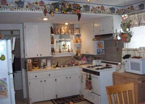Kitchen Borders Ideas - some different types of kitchen wallpaper borders home design interiors