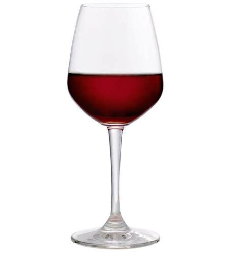 Luigi bormioli crescendo bourgogne red wine glass 4 pack gift. Buy 315 ML High Quality Red Wine Glasses Set of 6 By Ocean ...