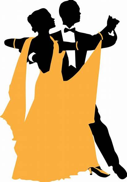 Ballroom Dance Waltz Swing Transparent Dancing Dancers