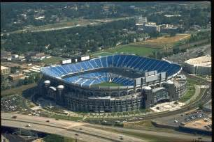 Carolina Panthers Stadium Bank of America