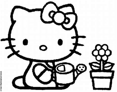 Maľovanky Hello Kitty 79