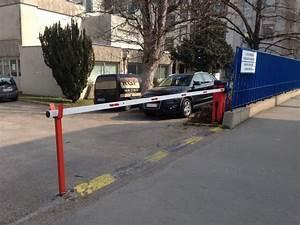 installation et entretien d39une barriere de parking allo With porte de garage et barriere pvc