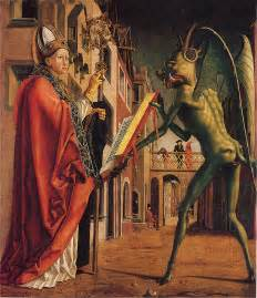 Image result for images medieval devil
