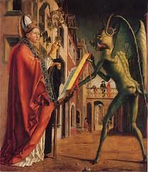 Image result for medieval images of the devil